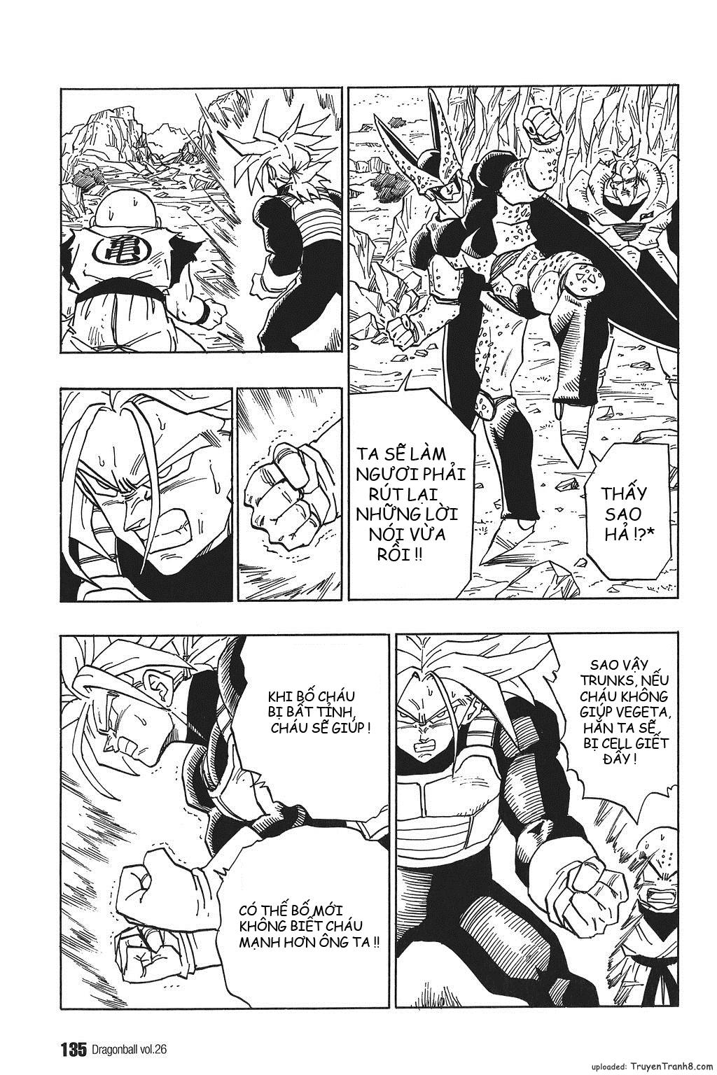 xem truyen moi - Dragon Ball Bản Vip - Bản Đẹp Nguyên Gốc Chap 384