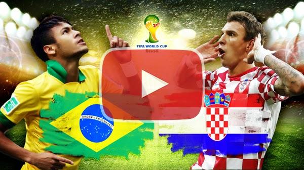 Brasil vs Croacia En Vivo