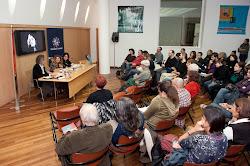 Noticias 2012*** Nueva presentación del libro La Sal_Logroño, diciembre