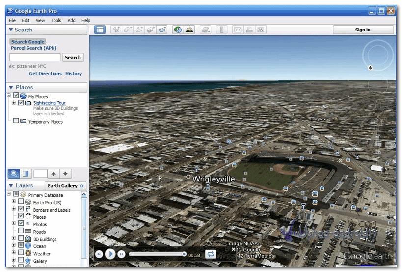 Download Google Earth 7183036 - FileHippocom