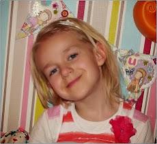 moja córeczka Laurka