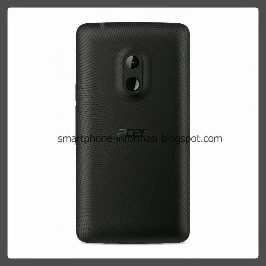 Acer Liquid Z200 Dual SIM - Review dan Spesifikasi