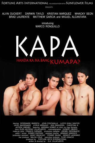 Another indie film movie Kapa to watch. From Fortune Arts