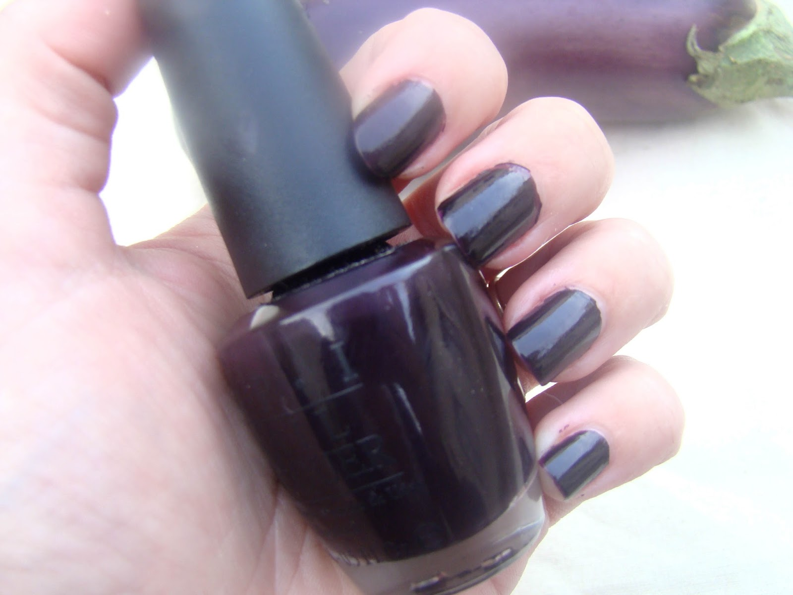 Vernis OPI Lincoln Park After Dark
