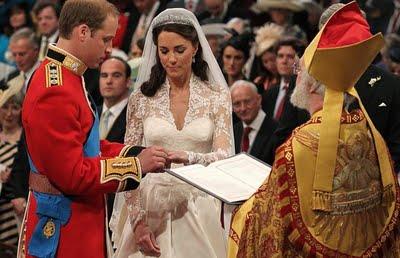 Foto Pernikahan Pangeran William