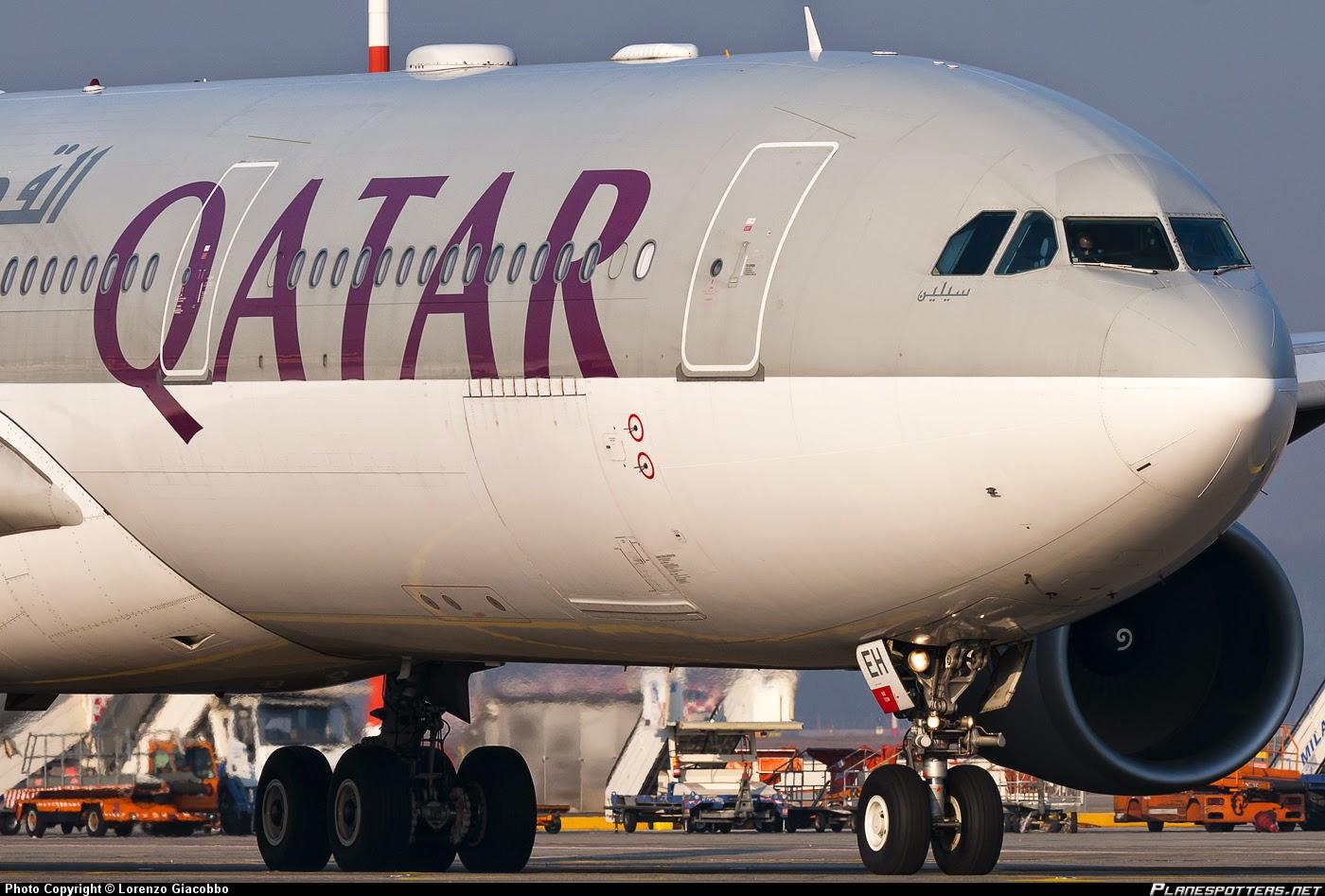 Qatar Airways Job Openings - April 2015