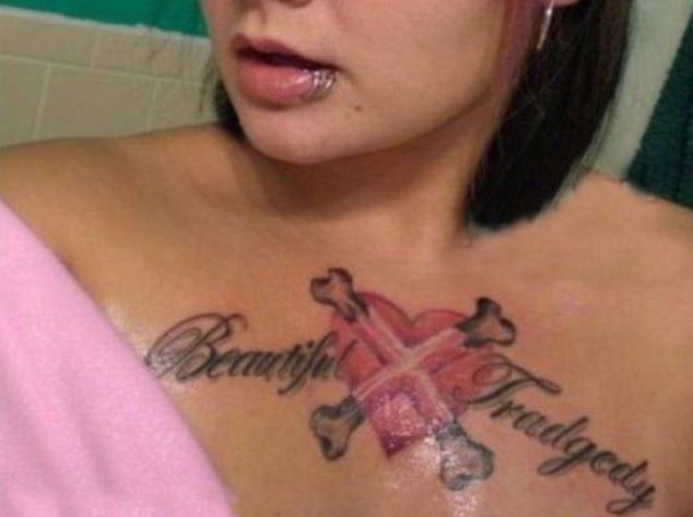 Misspelled Tattoos