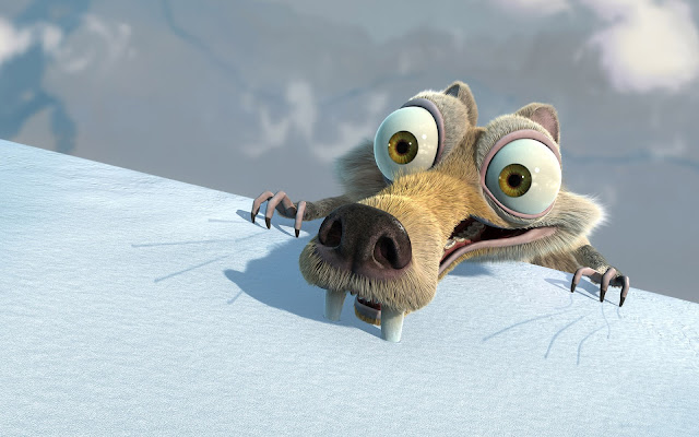 ice age, ice age wallpaper, the meltdown