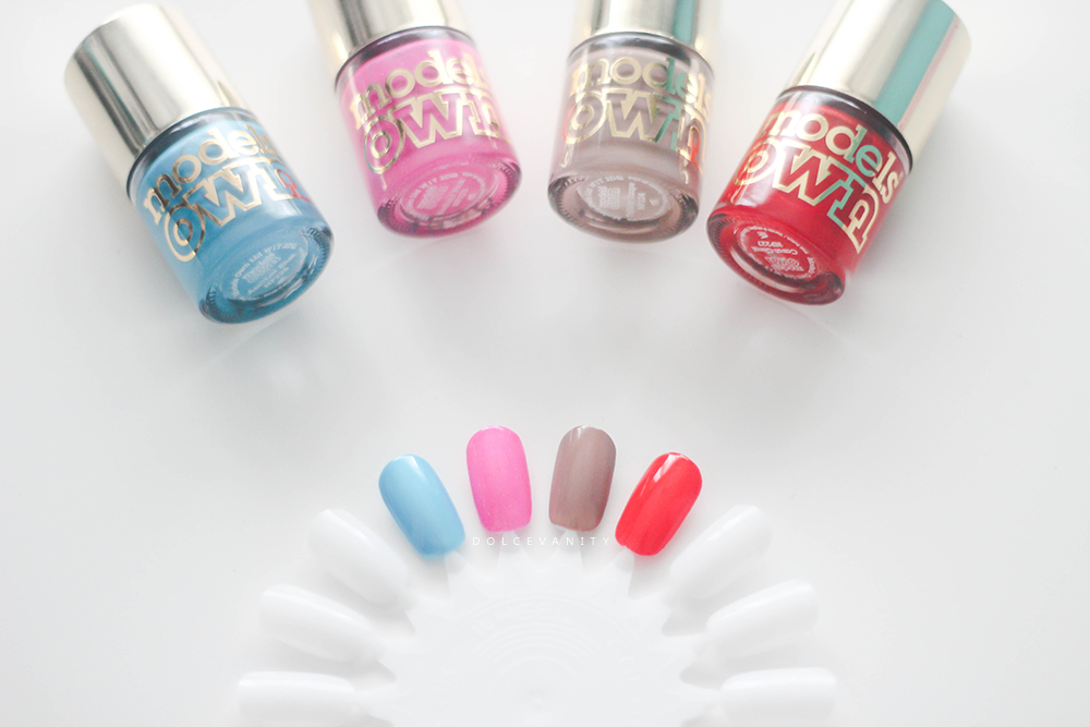 Models Own Lux Nail Polish Collection   Dolcé Vanity