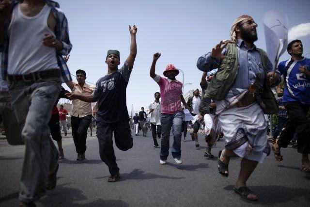 Υπό πολιορκία και η πρεσβεία των ΗΠΑ στην Υεμένη - Βίντεο