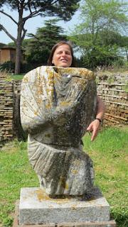 Barbara in Ostia Antica