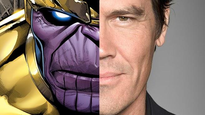 Josh Brolin será Thanos em Guardiões da Galáxia