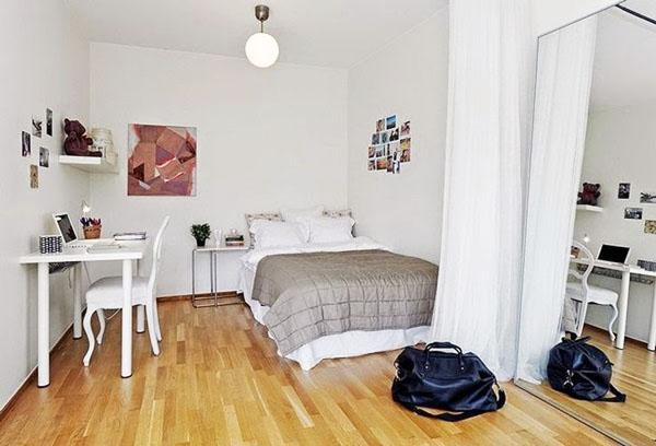 Dicas para decorar quartos pequenos papo de design for Decoracion ambientes pequenos