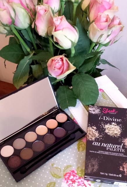 Sleek MakeUP Au Naturel Palette Review