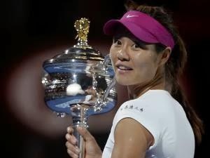 Li Na Juara Tenis Terbuka Australia 2014