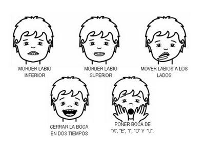 lenguaje oral en los ninos de 0 a 6: