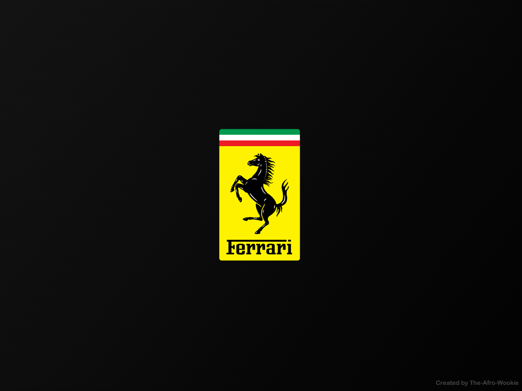 ferrari logo wallpaper | Cool Car Wallpapers