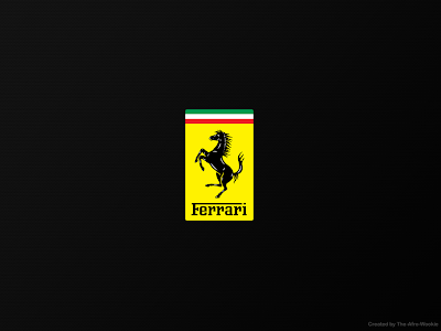 ferrari logo wallpaper   Cool Car Wallpapers