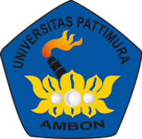 Logo Unpatti - Universitas Pattimura Ambon