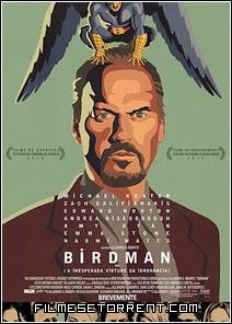 Birdman - A Inesperada Virtude da Ignorância Torrent Dual Audio