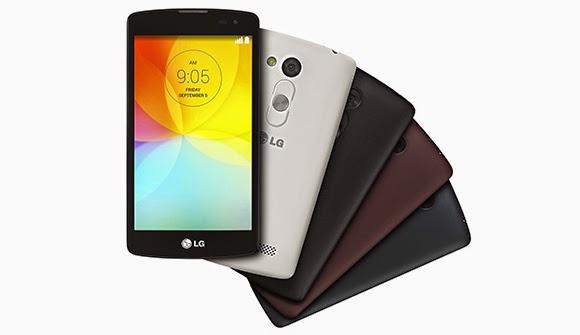 Harga Spesifikasi LG L Fino