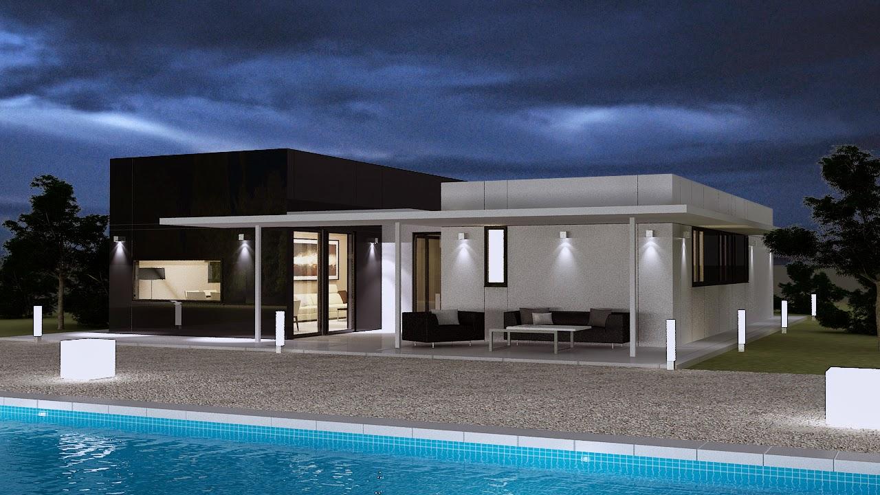 Porches un detalle innovador en nuestras construcciones - Construcciones modulares precios ...
