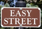 Easy Street--Bonnie Hunter