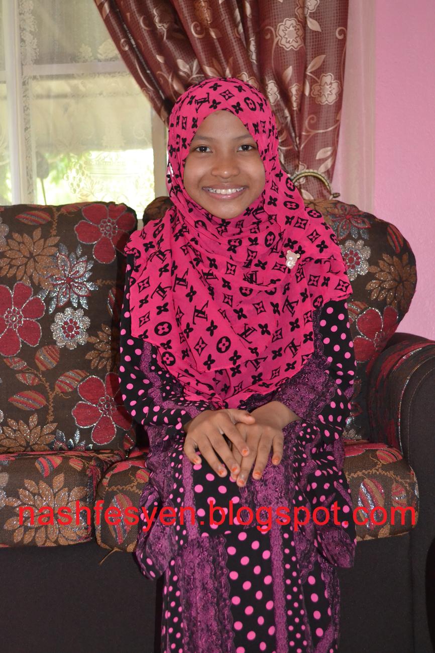 cara jual shawl online