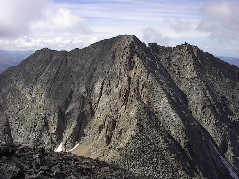 Sawatch Range - Ice Mountain