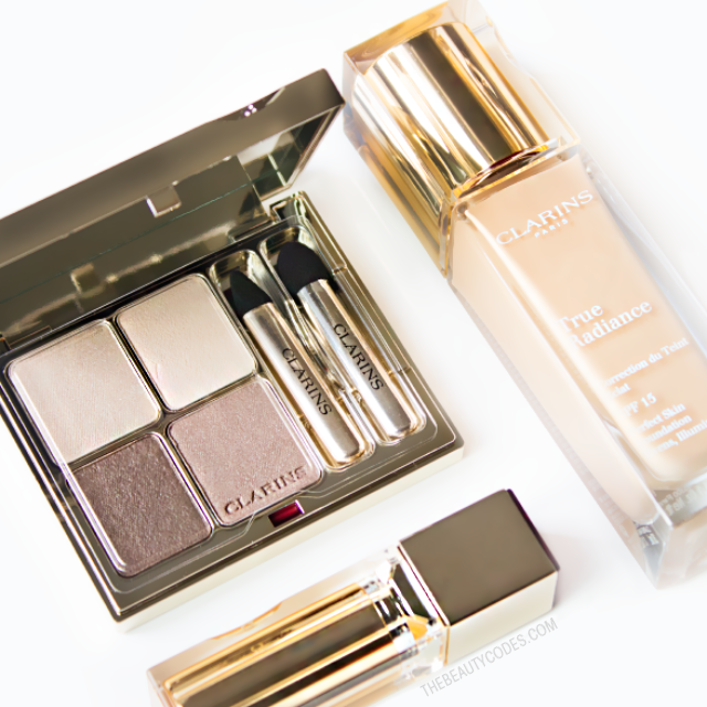 Clarins Fall 2014 Makeup
