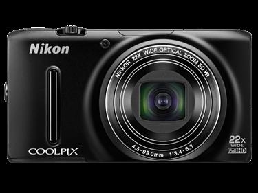 Nikon Coolpix S9500 Camera User's Manual