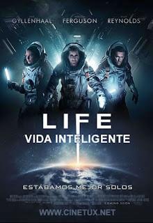 Life: Vida Inteligente / Life (Vida) Poster