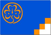 WAGGGS Flag