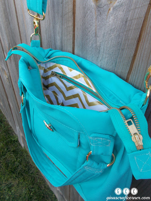 Concealed Carry Purse by Ginas Craft Corner