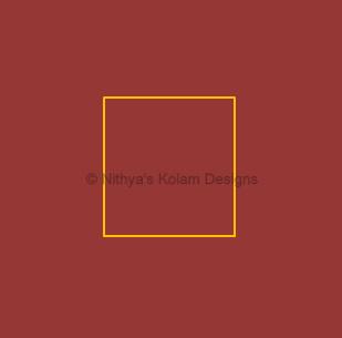 1 Navagraha Kolam | Chandra Bhagavan | Monday