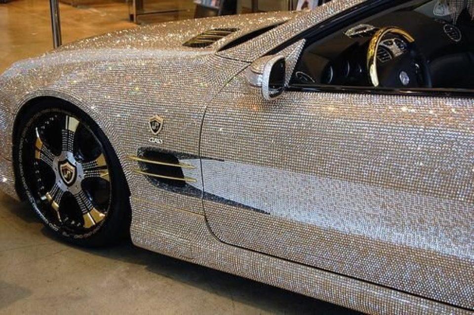 Bling Paint For Cars