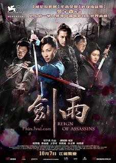 Phim Kiếm Vũ (Thời Đại Sát Thủ) - Reign Of Assassins [Vietsub] Online
