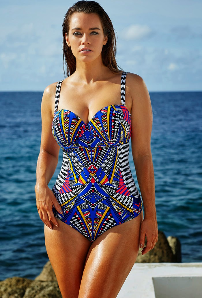 Swim Sexy Junglebook Underwire One Piece