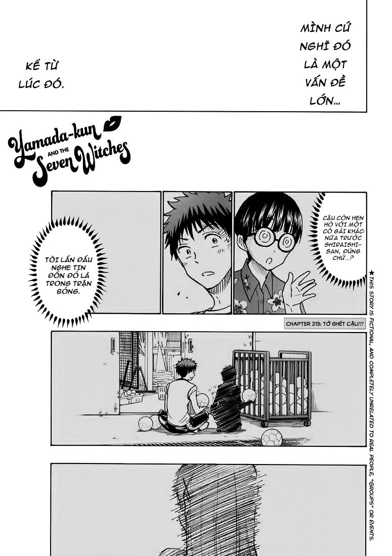 Yamada-kun to 7-nin no majo chap 213 page 3 - IZTruyenTranh.com