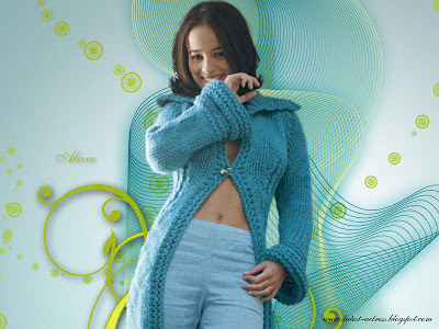 Alizee Latest Awesome Desktop Wallpapers