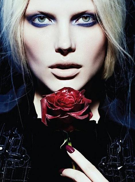 DevilInspired Gothic Punk Dresses: How to Do Punk Makeup - Punk Makeup