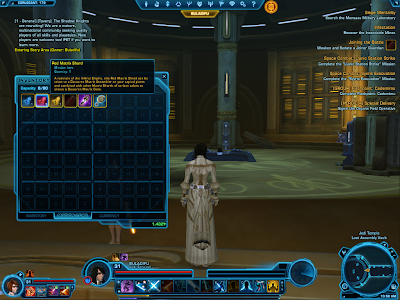 SWTOR - Red Matrix Shard