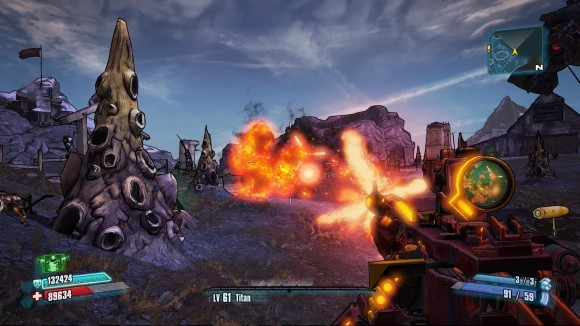 borderlands 2 pc game screenshot review 2 Borderlands 2 v1.7.0 Incl ALL DLCs RePack
