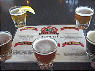 Pumphouse Brewery taster set