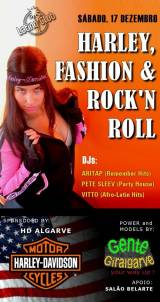 Harley Fashion and Rock and Roll 1
