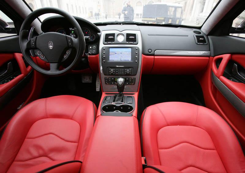 Maserati Quattroporte Sport Gt S 2010 Top Gear