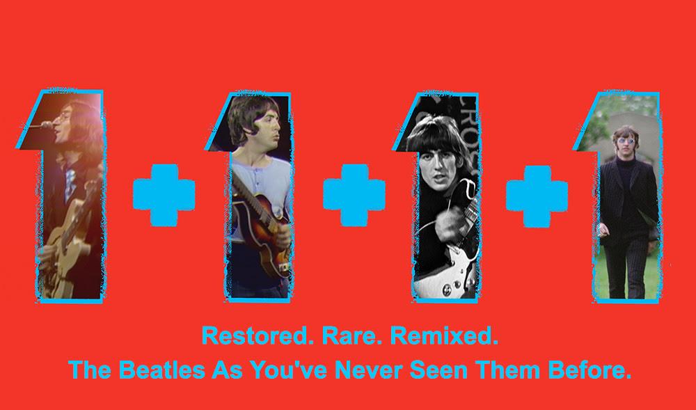 """The Beatles Polska: Konkurs Universal Music Polska - wygraj zaproszenia na premierowy odsłuch """"1"""" The Beatles"""