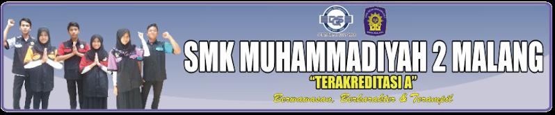 SMK MUHAMMADIYAH 2 MALANG
