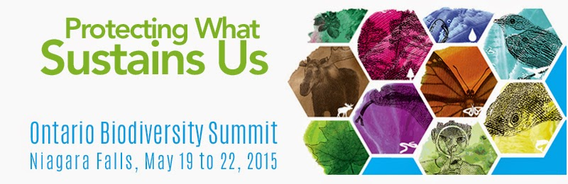 image Ontario Biodiversity Summit May 19 to 22, 2015 Protecting What Sustains Us