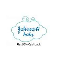 Buy Johnson's Baby & Kids Personal Care Extra 40% Cashback at starting Rs 82 Via  Paytm